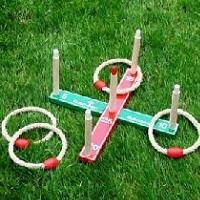 Quoits Garden Game For Hire Lawn Games Johannesburg